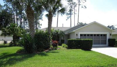 Palm Coast Single Family Home For Sale: 35 Essington Ln
