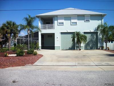 Flagler Beach Single Family Home For Sale: 431 10th St N