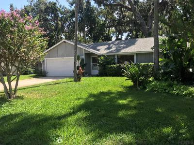 Ormond Beach Single Family Home For Sale: 502 Cherrywood Dr