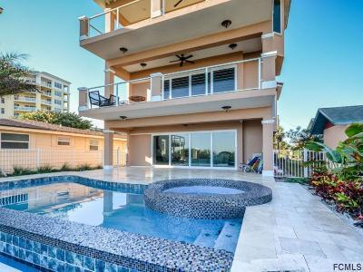 New Smyrna Beach Single Family Home For Sale: 4071 Hill St