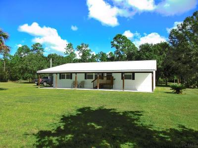 Bunnell Single Family Home For Sale: 5606 Mango Avenue