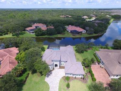 Hammock Beach Single Family Home For Sale: 55 Ocean Oaks Ln