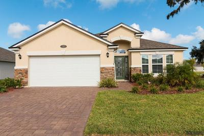 Palm Coast Single Family Home For Sale: 37 Country Club Harbor Circle