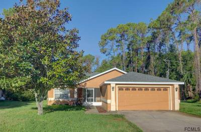 Matanzas Woods Single Family Home For Sale: 108 Lindsay Dr