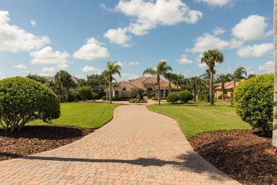 Hammock Dunes Single Family Home For Sale: 178 Island Estates Pkwy