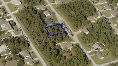 Matanzas Woods Residential Lots & Land For Sale: 140 Lindsay Dr