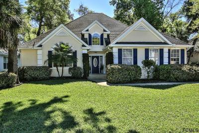 Flagler Beach Single Family Home For Sale: 21 Whitehall Court