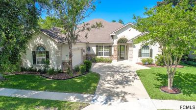 Palm Coast Single Family Home For Sale: 13 Sand Pine Drive