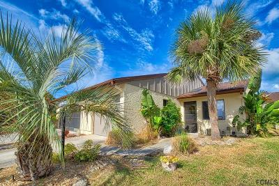 Flagler Beach Condo/Townhouse For Sale: 1764 Windsong Cir
