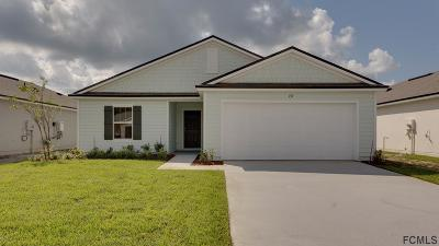Bunnell Single Family Home For Sale: 137 Golf View Court