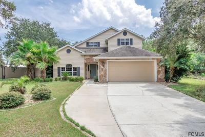 Flagler Beach Single Family Home For Sale: 505 Emerald Dr