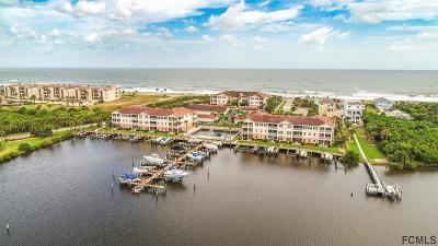 Flagler Beach Condo/Townhouse For Sale: 200 Marina Bay Drive #203