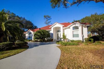 Palm Harbor Single Family Home For Sale: 1 Laurel Oak Pl