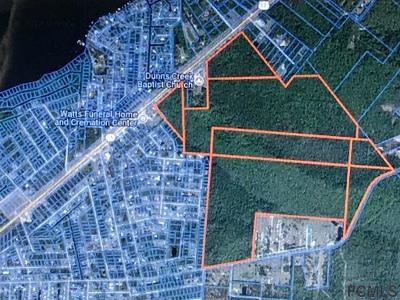 San Mateo FL Land For Sale: $1,500,000