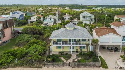 Flagler Beach Single Family Home For Sale: 2660 S Ocean Shore Blvd