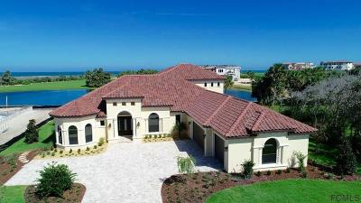 Hammock Beach Single Family Home For Sale: 56 Northshore Drive