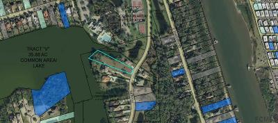 Palm Coast FL Residential Lots & Land For Sale: $129,900