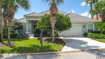 Palm Coast Single Family Home For Sale: 24 Sandpiper Ln