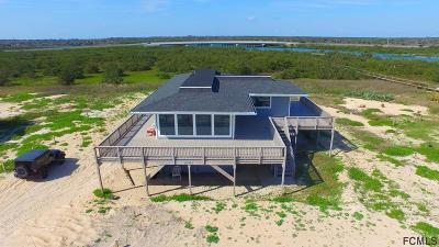 St Augustine Single Family Home For Sale: 9365 Old A1a