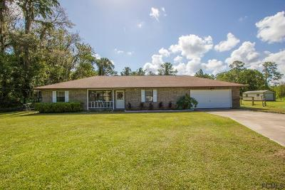 St Augustine FL Single Family Home For Sale: $274,900