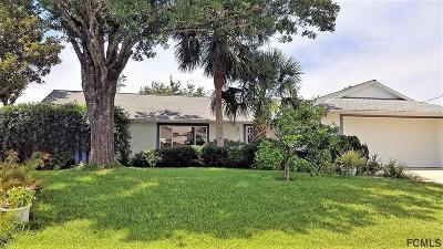 Palm Coast Single Family Home For Sale: 4 Collingville Court