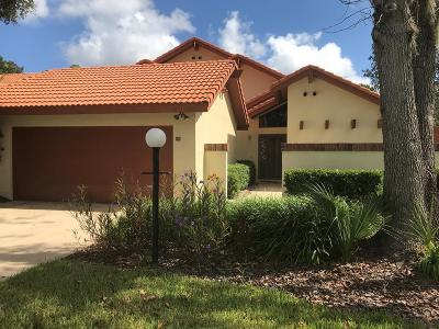 Palm Coast Condo/Townhouse For Sale: 31 Village Circle #31