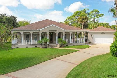 Palm Coast Single Family Home For Sale: 7 Cadillac Pl