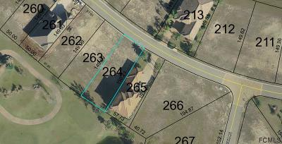 Conservatory At Hammock Beach Residential Lots & Land For Sale: 195 Aspen Way