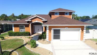 Palm Coast FL Single Family Home For Sale: $485,000