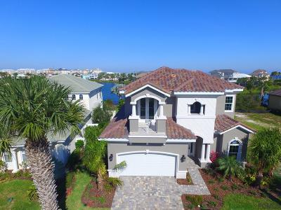 Ocean Hammock Single Family Home For Sale: 15 Sandpiper Ln
