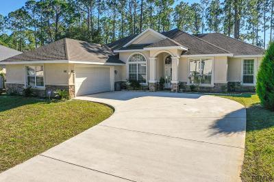 Palm Coast FL Single Family Home For Sale: $299,900