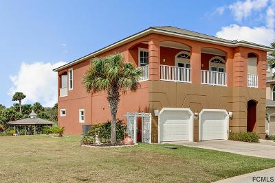 Flagler Beach FL Single Family Home For Sale: $659,900