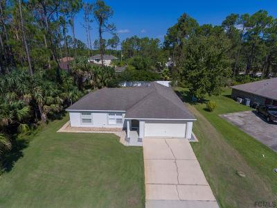 Seminole Woods Single Family Home For Sale: 31 Slumber Path