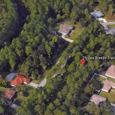 Seminole Woods Residential Lots & Land For Sale: 25 Sea Breeze Trail