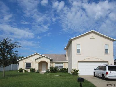 Matanzas Woods Single Family Home For Sale: 31 Lamour Ln