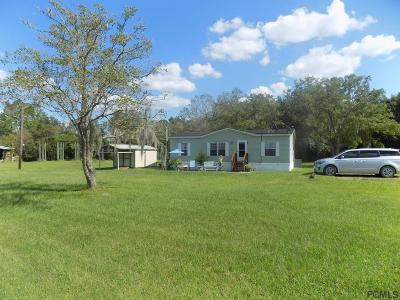 Bunnell Single Family Home For Sale: 1321 Cr 75