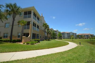 Palm Coast Condo/Townhouse For Sale: 95 Riverview Bend N #1421