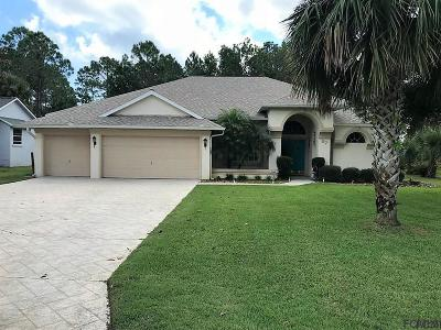 Palm Coast Single Family Home For Sale: 97 Wynnfield Drive