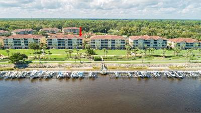Palm Coast Condo/Townhouse For Sale: 600 Canopy Walk Lane #631
