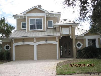 Palm Coast FL Single Family Home For Sale: $539,900
