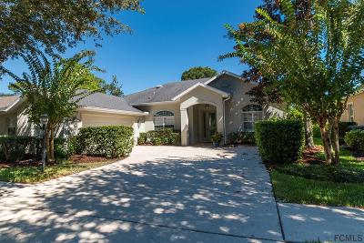 Palm Coast Single Family Home For Sale: 5 Riverbend Drive