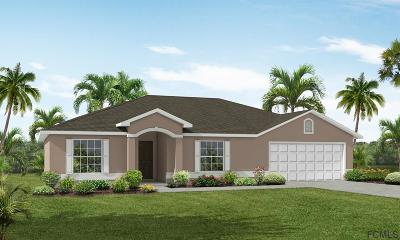 Palm Coast Single Family Home For Sale: 1 Squadron Place