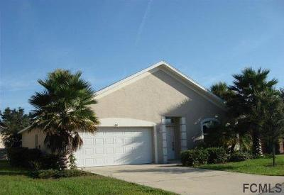 Daytona Beach Single Family Home For Sale: 108 Herring Gull Ct