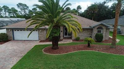 Palm Coast Single Family Home For Sale: 34 Covington Lane