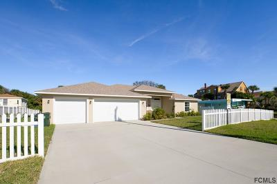 Daytona Beach Single Family Home For Sale: 121 Harrison Rd