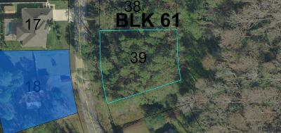 Quail Hollow Residential Lots & Land For Sale: 85 Zephyr Lily Trail