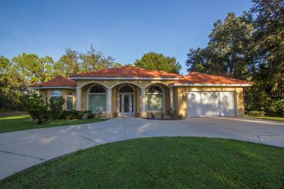 Palm Coast Single Family Home For Sale: 108 Pin Oak Dr
