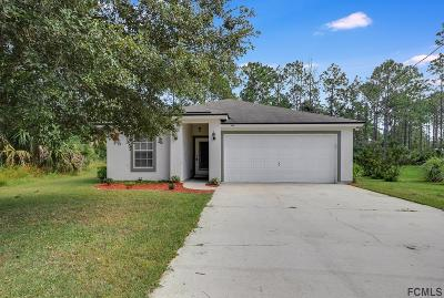 Seminole Woods Single Family Home For Sale: 40 Slumber Path