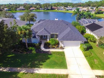 Palm Coast FL Single Family Home For Sale: $330,000