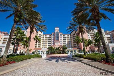 Palm Coast Condo/Townhouse For Sale: 200 Ocean Crest Drive #736 N